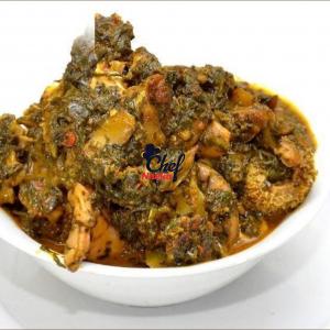 Bitterleaf soup